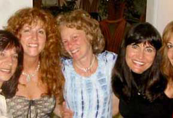 this party was given by Robbie & Donna to celebrate the new JBB website!